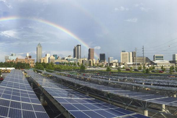 commercial solar carports