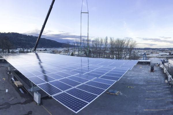 solar parking canopy design