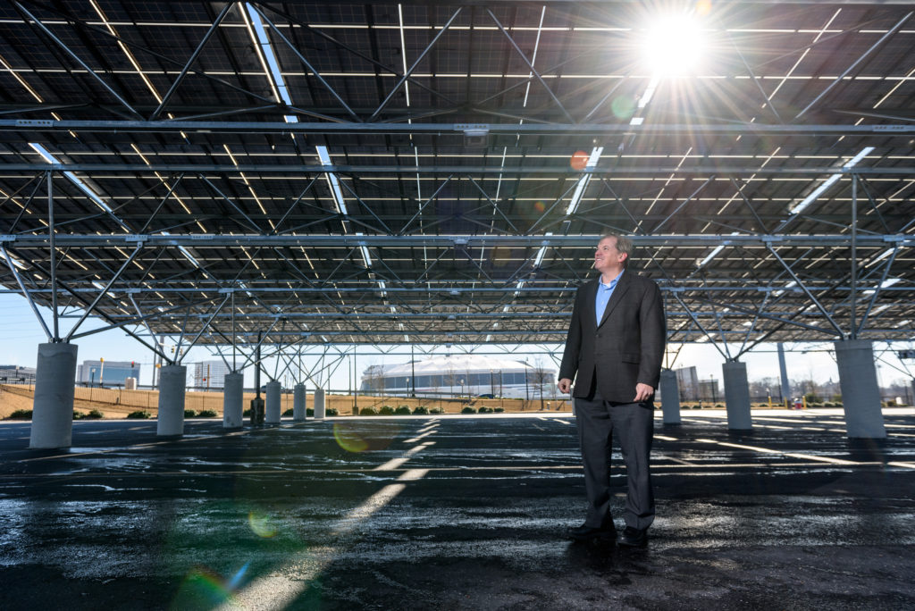 solar carport design