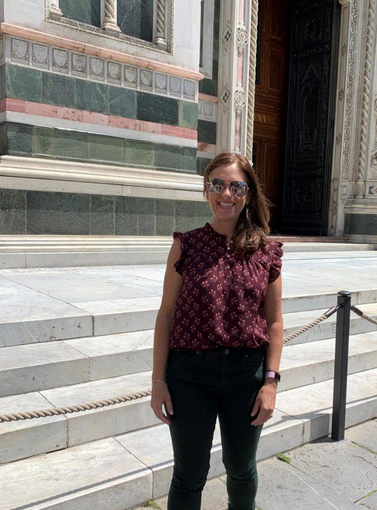 Gayle Haden, Quest Renewables, director of marketing